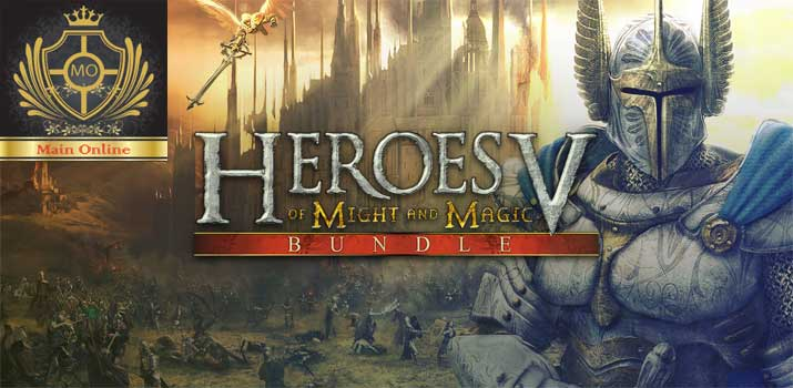 Heroes of Might and Magic® 5 Bundle (2006)