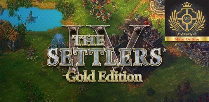 Settlers® 4 Gold Edition (2001)