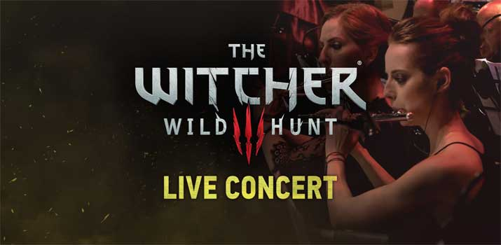 Video Game Show — The Witcher 3: Wild Hunt concert (2017)