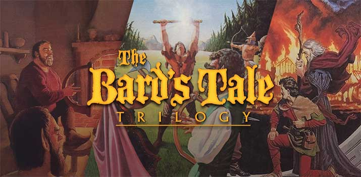 The Bard's Tale Trilogy (2018)